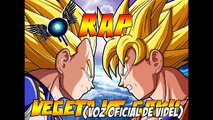 GOKU VS VEGETA RAP - IVANGEL MUSIC | DRAGON BALL