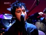 The Late Show With David Letterman: Green Day - American Idiot