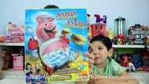 Juego de mesa Abrelo Toys Anton Zampon o Pop The Pig el Chancho | Juegos de Mesa AbreloToys