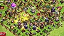 Clash of Clans - 3000 Goblins Raid (Massive Gameplay)