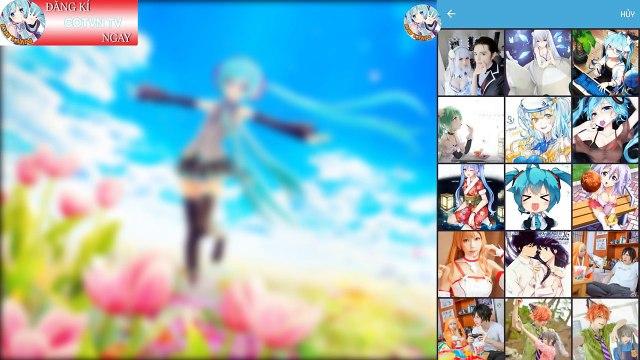 Tạo giao diện anime cho điện thoại android siêu đẹp
