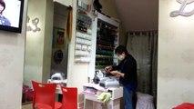 How To Quick Pedicure, OPI Nail Polish, Singapore Beauty Salon, Nail Salon,Pedicure Procedure