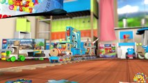 Thomas & Friends Train Track Set Chinese Toys VIDEO FOR CHILDREN