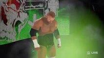 Roman Reigns & Shane McMahon vs.Triple H & Vince McMahon: Tag Team Match on RAW 2016 -WWE 2K16