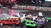 Motorsports Mayhem Slamfest Mr.Dizzy stunt & Demo Derby 2016