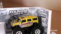 Mini RC Toy Car, bigfoot monster truck, rc 4x4 rock crawler, RC Buggy, 4wd rc hummer. ec-hobby.com