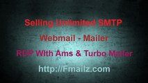 How to use Turbo Mailer for Mass-sending - video dailymotion
