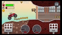 Hill Climb Racing - Fory - BIG FINGER (Fully Upgraded) - GamePlay HD