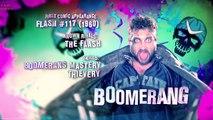 Creating Captain Boomerang 'Suicide Squad' Featurette [ Subtitles]-Bu0vE8reT8s