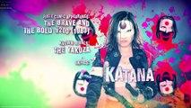 Creating Katana 'Suicide Squad' Featurette [ Subtitles]-6bnf6eX7Qn0