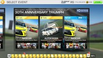 Real Racing 3 NASCAR - 100% of Richard Petty Motorsports Champion Cup Complete