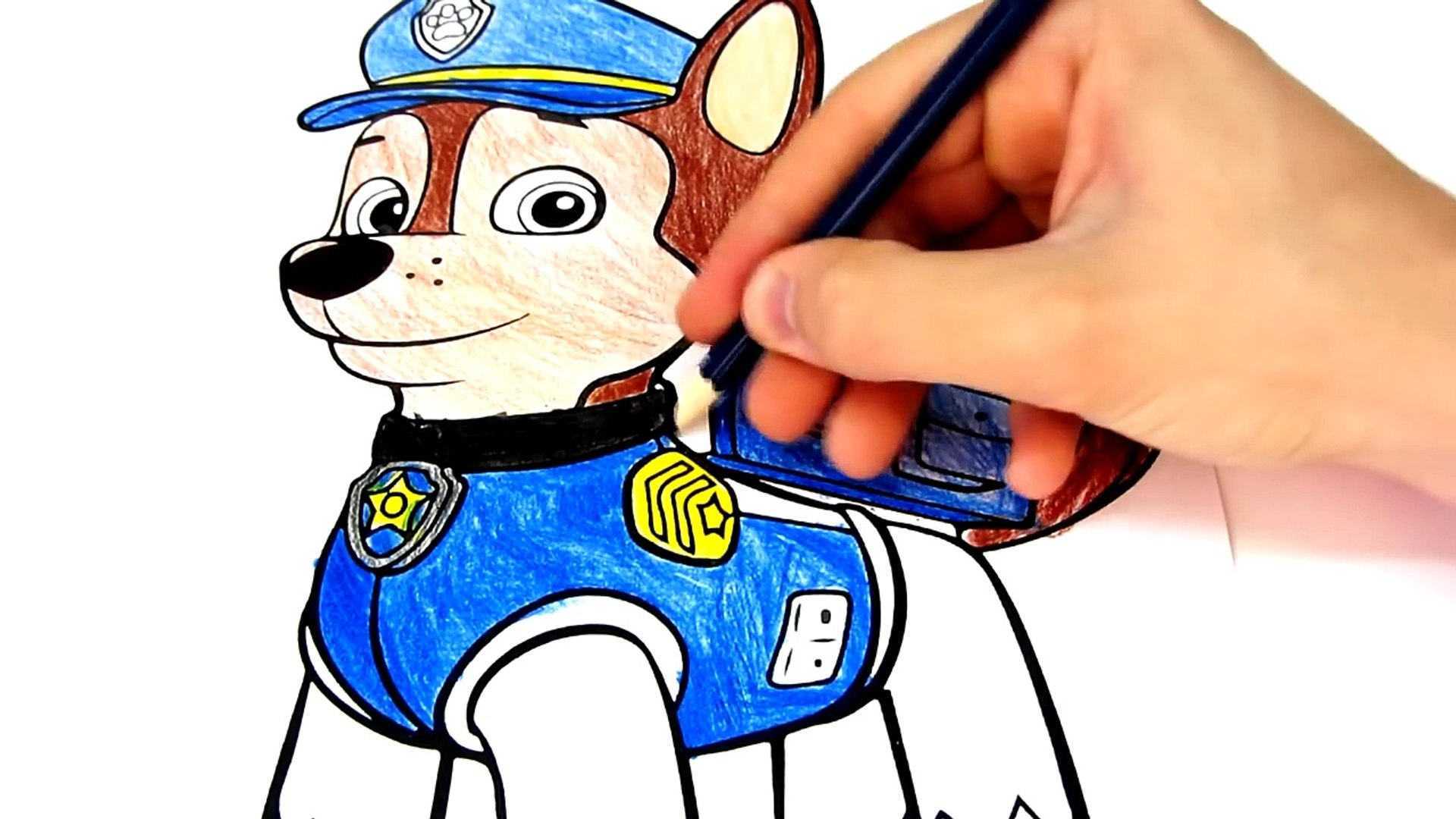 Paw Patrol Coloring Book Coloring Pages Kids Fun Art Activities Coloring Videos For Kids