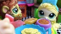 MİNİŞLER: HUYSUZ KIZIN İLK ORUCU - Minişler LPS MAYA - Littlest Pet Shop - Türkçe Miniş Videoları