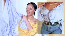 BADDIE ON A BUDGET TRY ON CLOTHING HAUL (ROSEGAL & FAIRYSEASON) | APRIL 2017 - SARAH WORE WHAT