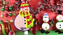 Doh Vinci Gift Tags Kit! DIY Holiday Tags with DohVInci! Elf on the Shelf Lip Balm Set! FUN