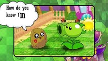 Plants VS Zombies : Zombies want to be loved (Animation)