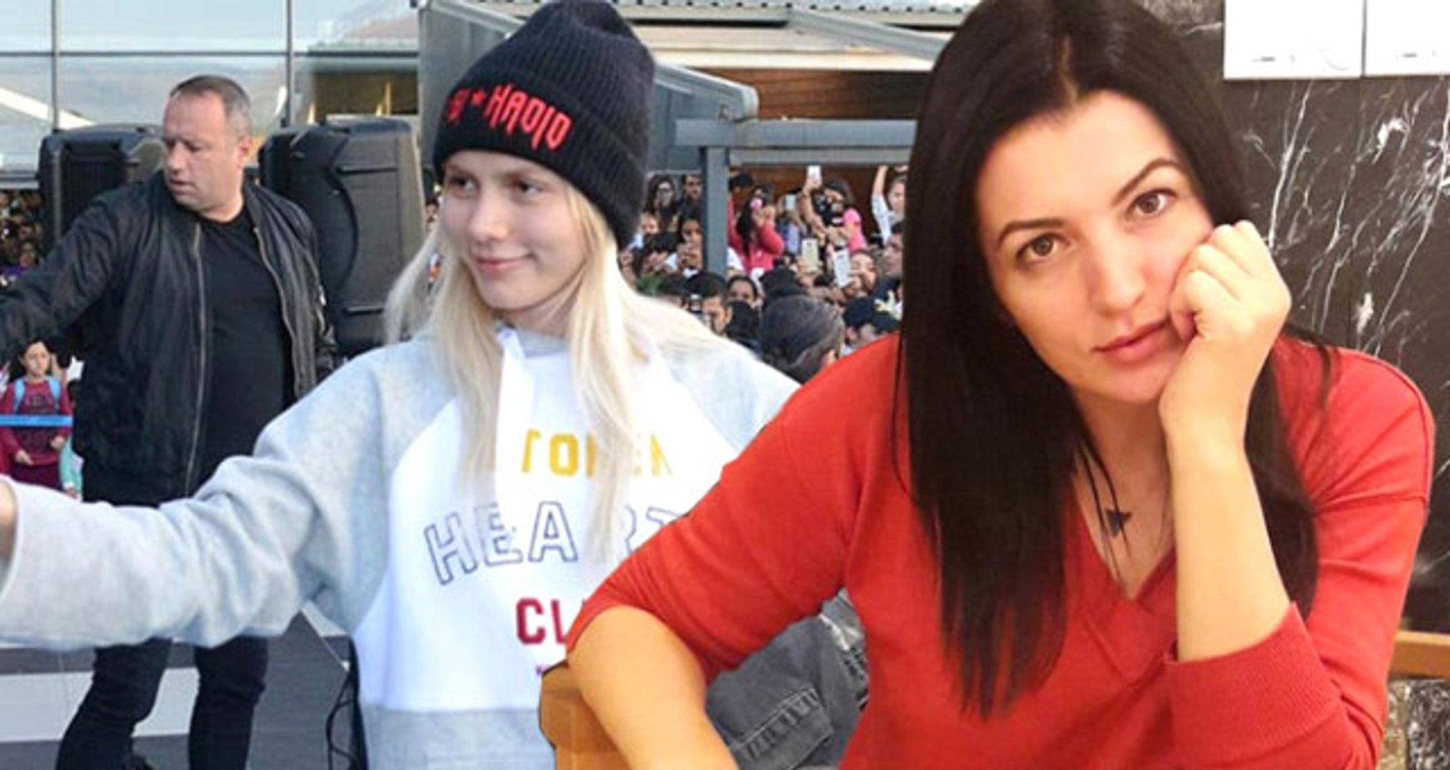 Aleyna Tilki'nin Annesi, Kızının Şarkısını Söyledi