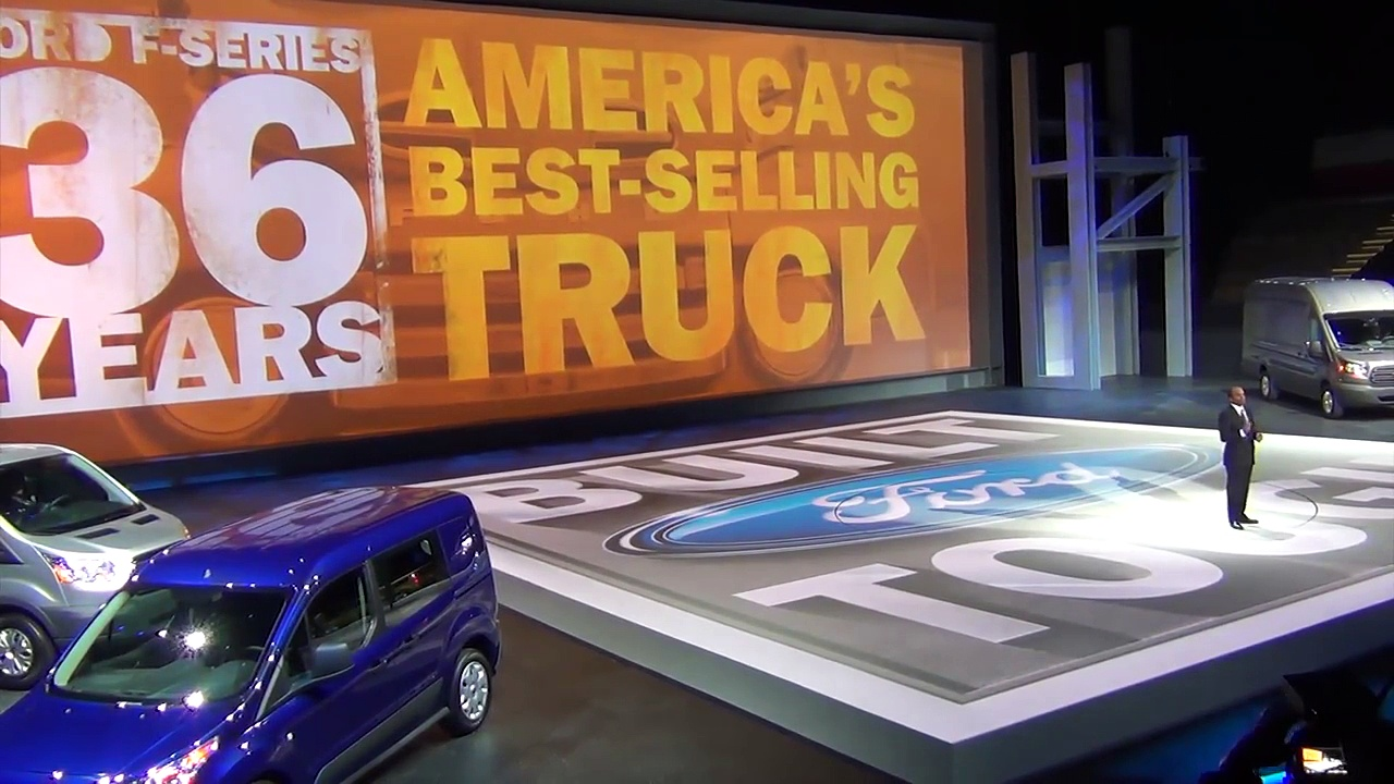 Ford Unveils the Ford Atlas Pickup Truck