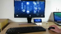 Using an Android phone like a desktop PC - Linux Debian Noroot