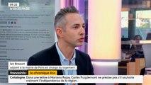 Macron sur TF1: APL et HLM sur la sellette, Ian Brossat, Adjoint à la maire de Paris (Logement), invité de franceinfo