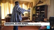 Reportage à Ouagadougou sur les traces de l'assassinat de Sankara