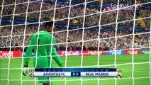 PES 2017 | Juventus vs Real Madrid | Final UEFA Champions League (UCL) | Penalty Shootout