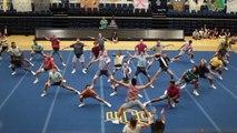 Quand les maris des Cheerleaders les imitent c'est impressionnant !