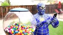 Juguetes para niños spiderman - Cars Videos para niños - Carros para niños spiderman