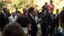 Presidente catalão propõe dois meses de negociações