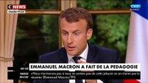 """Emmanuel Macron s'engage à expulser """"tout étranger en situation irrégulière commettant un acte délictueux"""""""