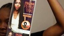 VERY DETAILED Straight Crochet Braids Tutorial ft. Italian Perm Yaki Hair from Sams Beauty