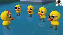 les petits canards --- Chansons enfantines