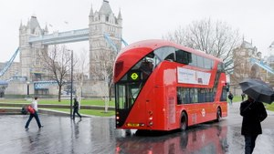 How The Most Iconic Bus On Earth Got A Modern Makeover