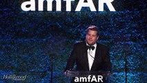 James Corden Apologizes for Harvey Weinstein Jokes at amfAR | THR News
