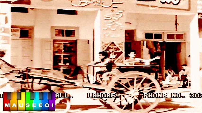 HD - Sab Chalta Hay - Munir Hussain for Ratan Kumar - Film Clerk (1960) - Lyrics Ahmed Rahi - Music Safdar Hussain