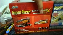 Unboxing Jada Toys Import Racer Toyota Supra Veilside