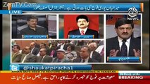 Hamid Mir Analysis on PMLN Present Condition
