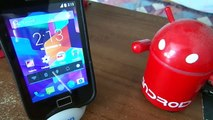 Rom kit kat 4 4 for galaxy ace GT-s5830i - video dailymotion