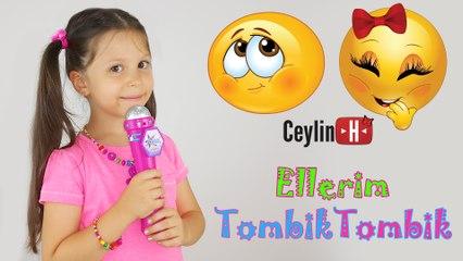 Ceylin-H | Ellerim Tombik Tombik (Etkileşimli) - Türkçe Çocuk Şarkıları