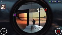 Hitman: Sniper Android iOS Walkthough - Gameplay Part 1 - Chapter 1: Mission 1-5