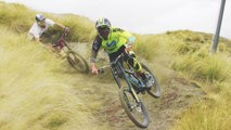 Nothing but the pure sound of flow and MTBs.   Sound of Speed w/ Eddie Masters and Dave McMillan