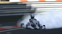 Gran Turismo 6 Racing Kart 125 Shifter 6 Marchas Camara On Board Deep Forest Raceway HD