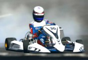 Gran Turismo 6 Racing Kart 125 Shifter 6 Marchas Camara On Board Deep Forest Raceway DC HD