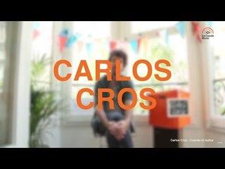Entrevista a Carlos Cros  para #MusicPeople | La Cupula Music