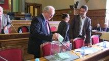 Georges Ziegler, nouveau président du département de la Loire