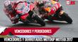 Vencedores y Derrotados MotoGP Motegi 2017