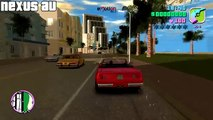 Grand Theft Auto Vice City Remaster with GTA IV Physics and