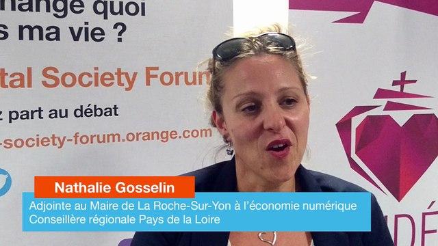 Attention et numérique : quels changements ? - Nathalie Gosselin