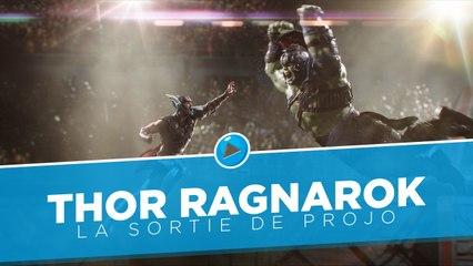 La Sortie de Projo : Thor Ragnarok