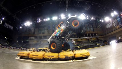 Monster Truck Nationals - Sioux City - October 2017 Highlights